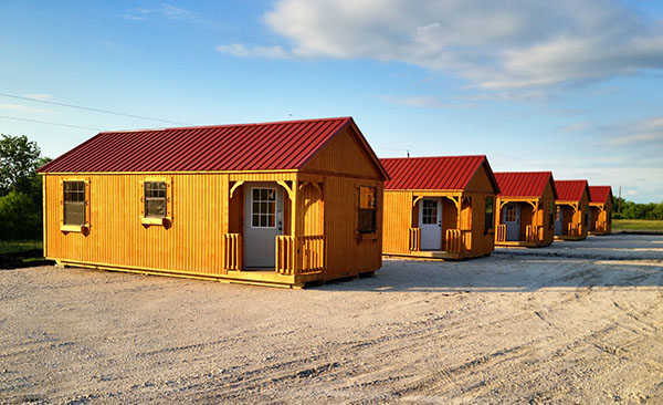 commercial cabins 1 - 10 Revenue Generating Ideas for Your Park
