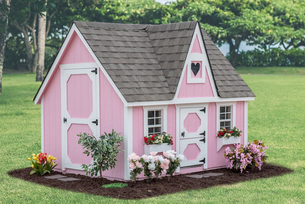 web Victorian Playhouse 1620.1080 - Storage Options For Your Cabin